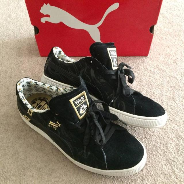 c9f8149be19 Find more Yo! Mtv Raps X Big Daddy Kane Puma Clyde Shoes - Mens Size ...