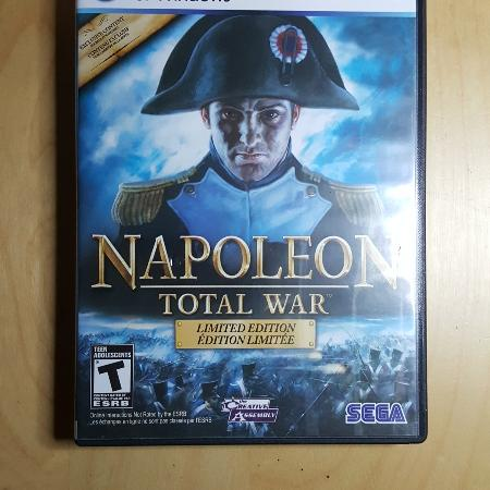 Napoleon Total War, limited edition for sale  Canada