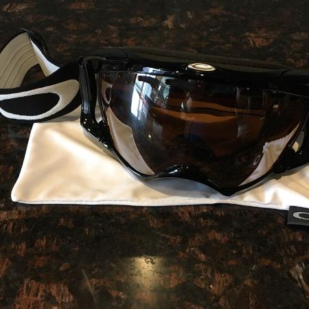 Brand New Oakley Crowbar Snow Goggles, used for sale  Canada