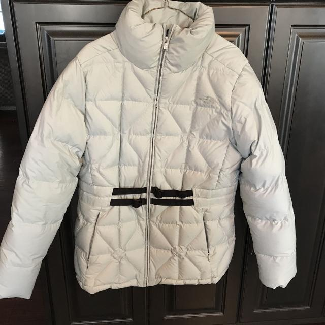 Find more The North Face Down Jacket. Women s Size Xl(14) Smoke Free ... 9b0a03745