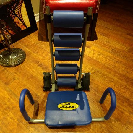AB ROCKET Abdominal Trainer Chair for sale  Canada