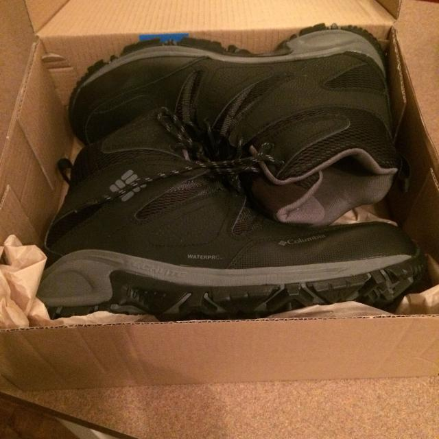 d22f5030af9 NWOT - COLUMBIA Size 14 Men's Liftop II Therma Coil Winter Boots. A value  of of over $100! Smoke free home. Details below.