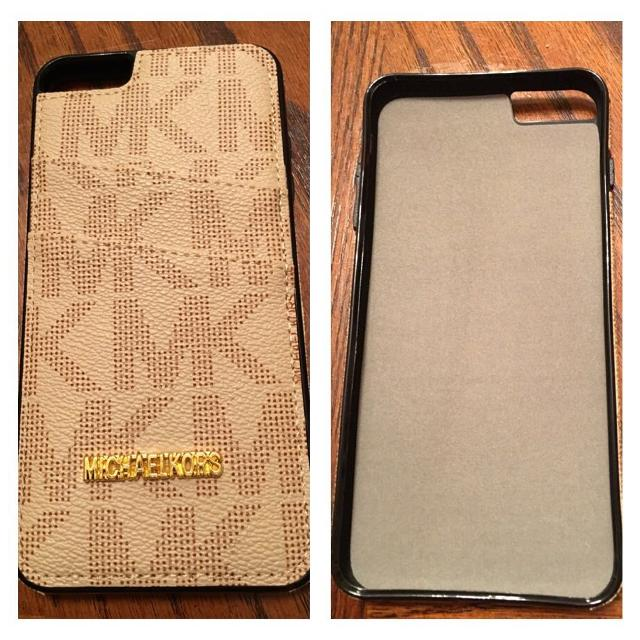 086ae96bccfafe Find more Michael Kors Iphone 6s Plus Case Wallet for sale at up to ...