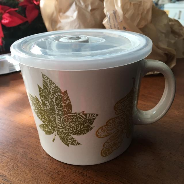 Best New: Large Soup Mug With Lid for sale in McDonough, Georgia for ...