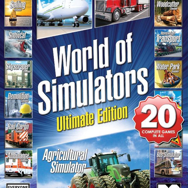 World of Simulators PC