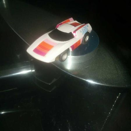 Used, Afx Lazer.. H. O. Scale slot car in... for sale  Canada