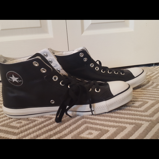 487ea4344a19 Find more Brand New Converse Shoes- Men s Size 10. Even Nicer ...