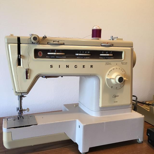 Find More Vintage Singer Stylist 40 Free Arm Sewing Machine For Simple Sewing Machine Free Arm