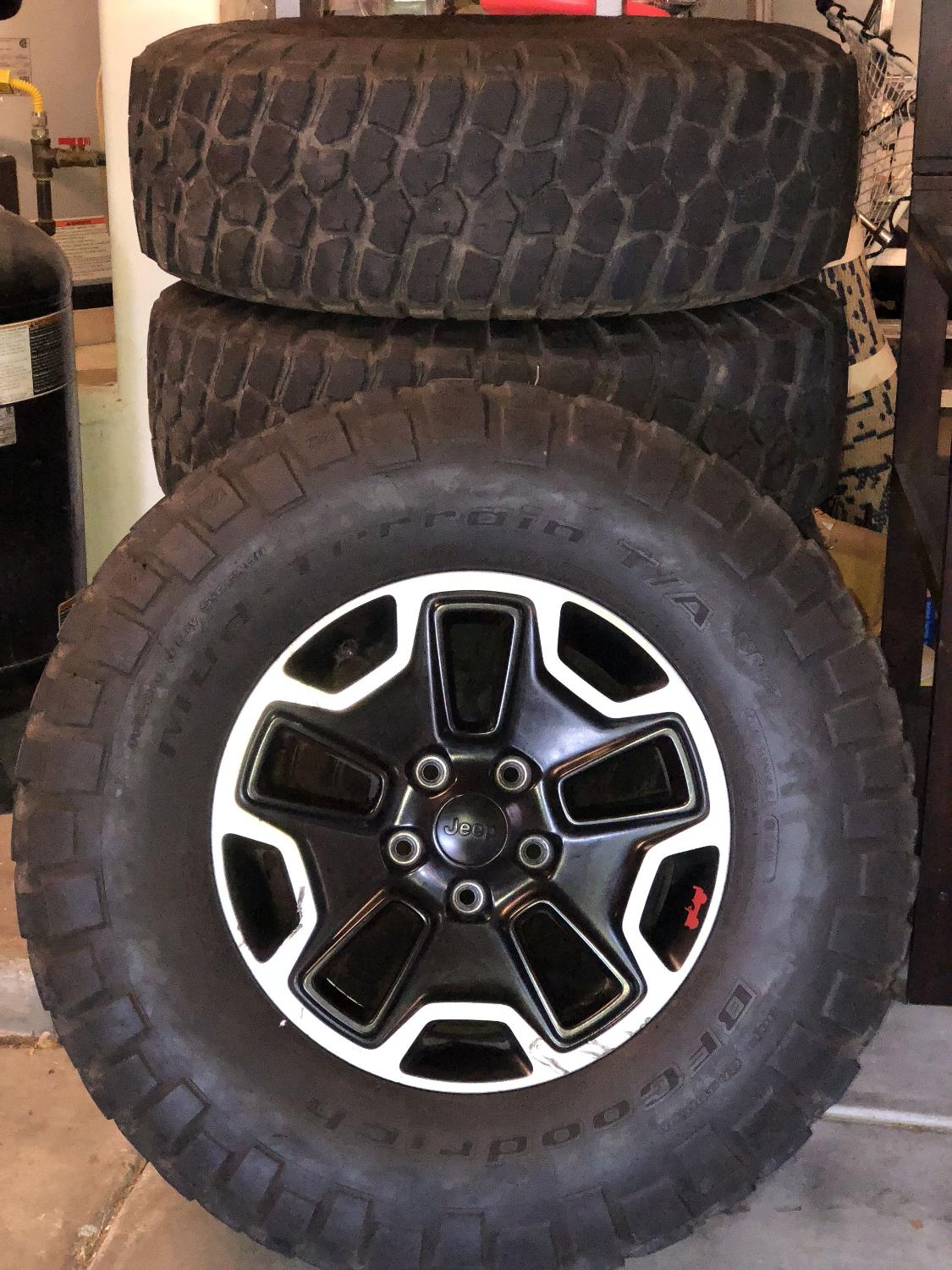 Jeep Rims And Tires >> Jeep Wrangler Rubicon Rims And Tires