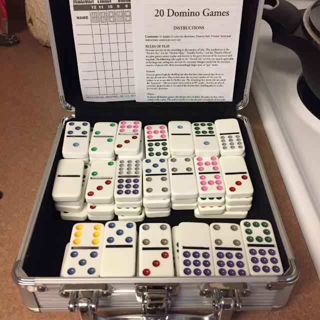 Find More Cardinal Mexican Train Dominoes For Sale At Up To 90 Off