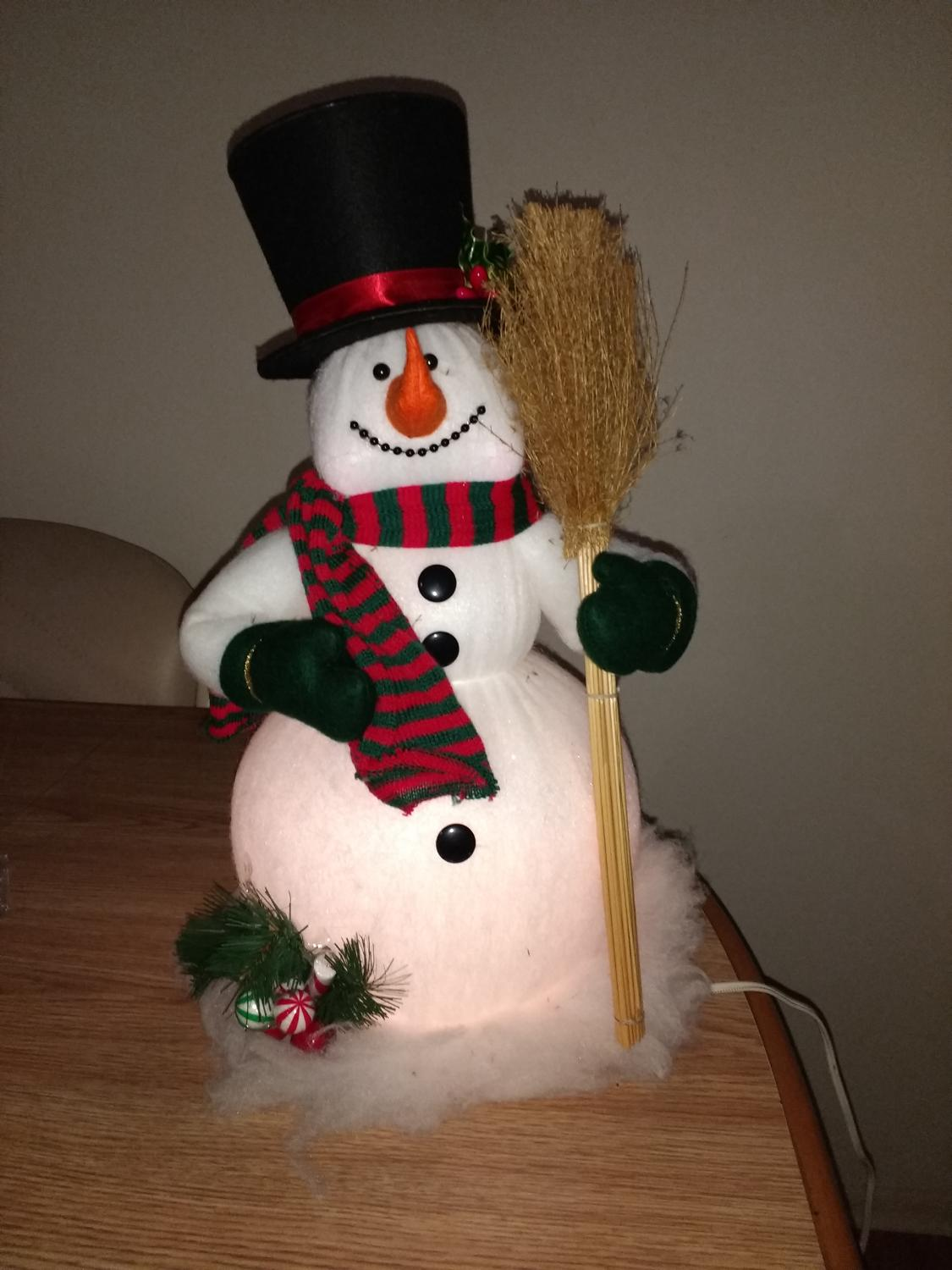 Best Lighted Snowman For In