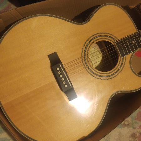 Used, Brand new epiphone Acoustic/electric... for sale  Canada