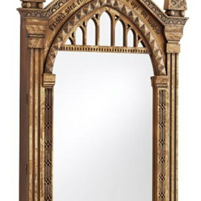 Best Harry Potter Mirror Of Erised Jewelry Wall Cabinet For Sale