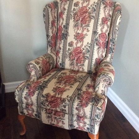 Used, PRICE Drop - Queen Anne style wing... for sale  Canada