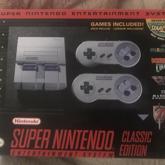 Best Super Nes Classic Edition For Sale In Surprise Arizona For 2018