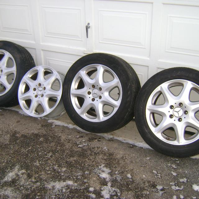 Mercedes Rims For Sale >> Best Mercedes 17 Inch Wheel Rims For Sale In Keswick Ontario For 2019