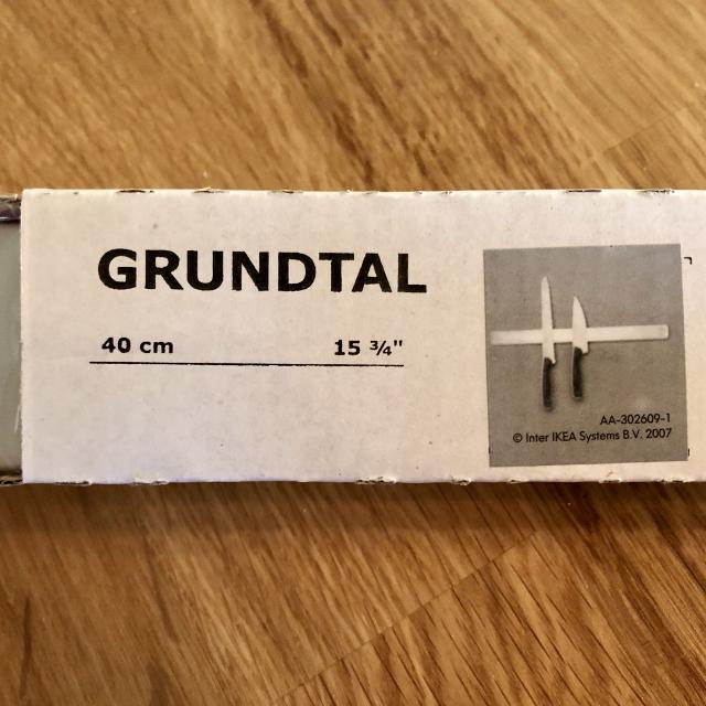 Best Reduced Ikea Grundtal Magnetic Knife Rack For Sale In Richmond