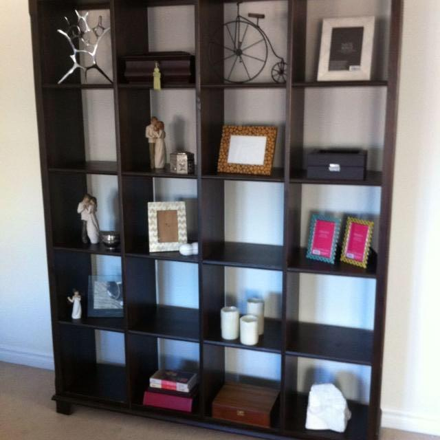 "Find More Ikea ""markor"" Bookcase (discontinued) 5x4 For"