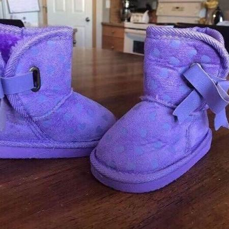 Used, Toddler Girls UGG type Boots NWOT -... for sale  Canada