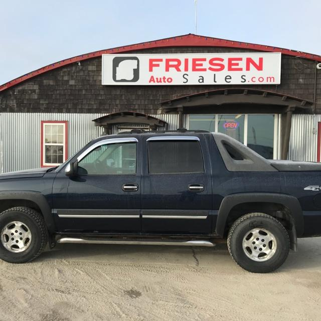 Gmc Avalanche For Sale: Find More 2006 Chevy Avalanche 4x4 5.3 L Engine Automatic