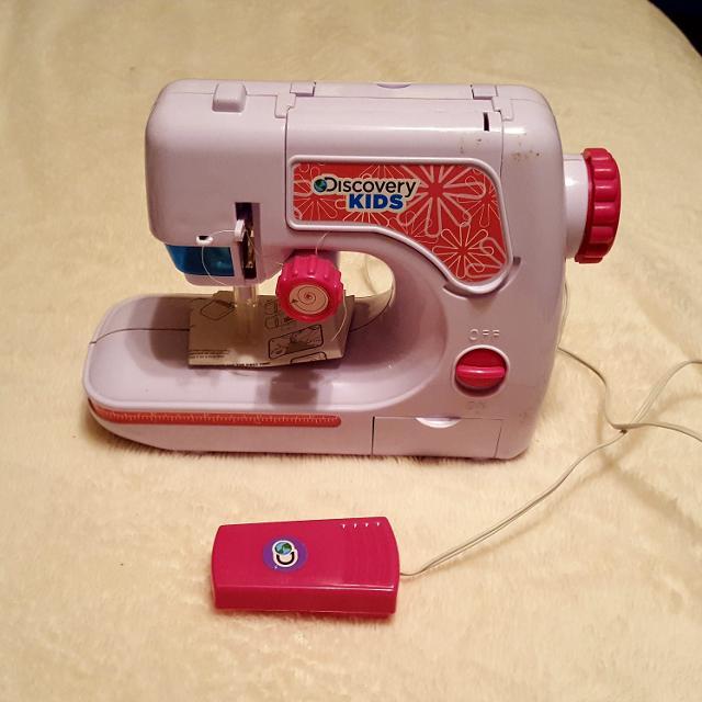 Best Discovery Kids Chain Stitch Sewing Set For Sale In Mobile Interesting Discovery Kids Sewing Machine