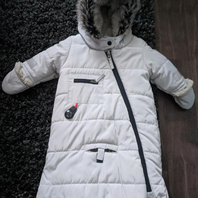 c42b4b5a7 Find more Baby Snow Suit Bunting Bag Blue Banana 3-6m for sale at up ...