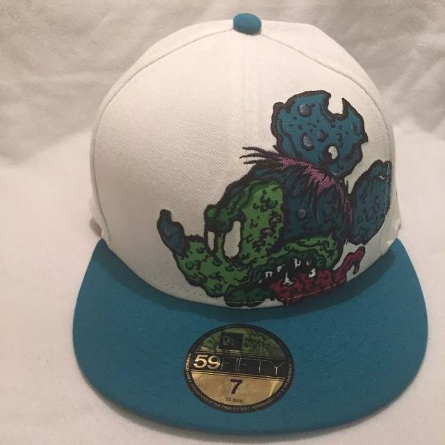 Best 59 fifty Zombie Mickey Mouse Fitted Hat-size 7 for sale in Gretna 8afd5343f95
