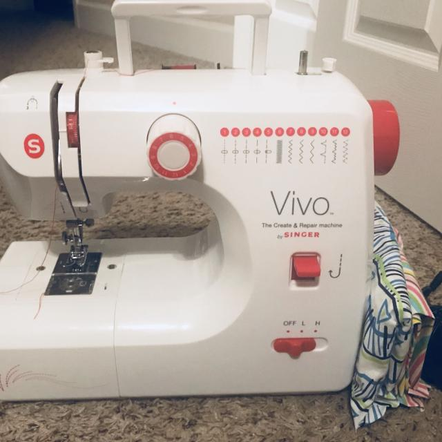 Find More Singer Vivo The Create Repair Sewing Machine For Sale Adorable Vivo Singer Sewing Machine