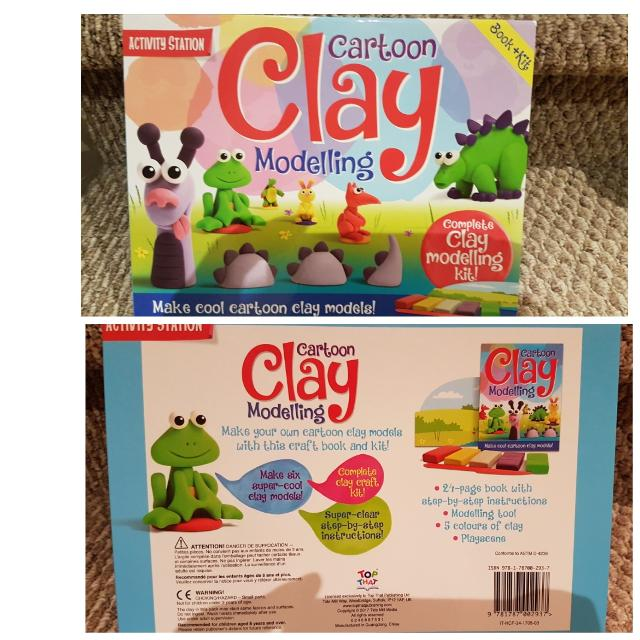 find more new sealed giftable cartoon clay modelling kit for sale at