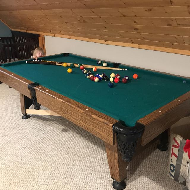 Find More Pool Table Obo Pick Up Preferred Call - Pool table pick up