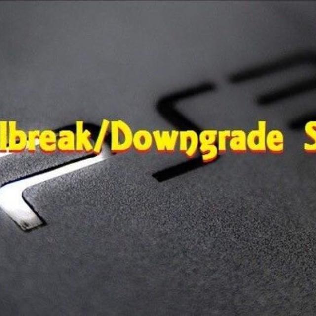PS3 Jailbreak/Downgrade Service