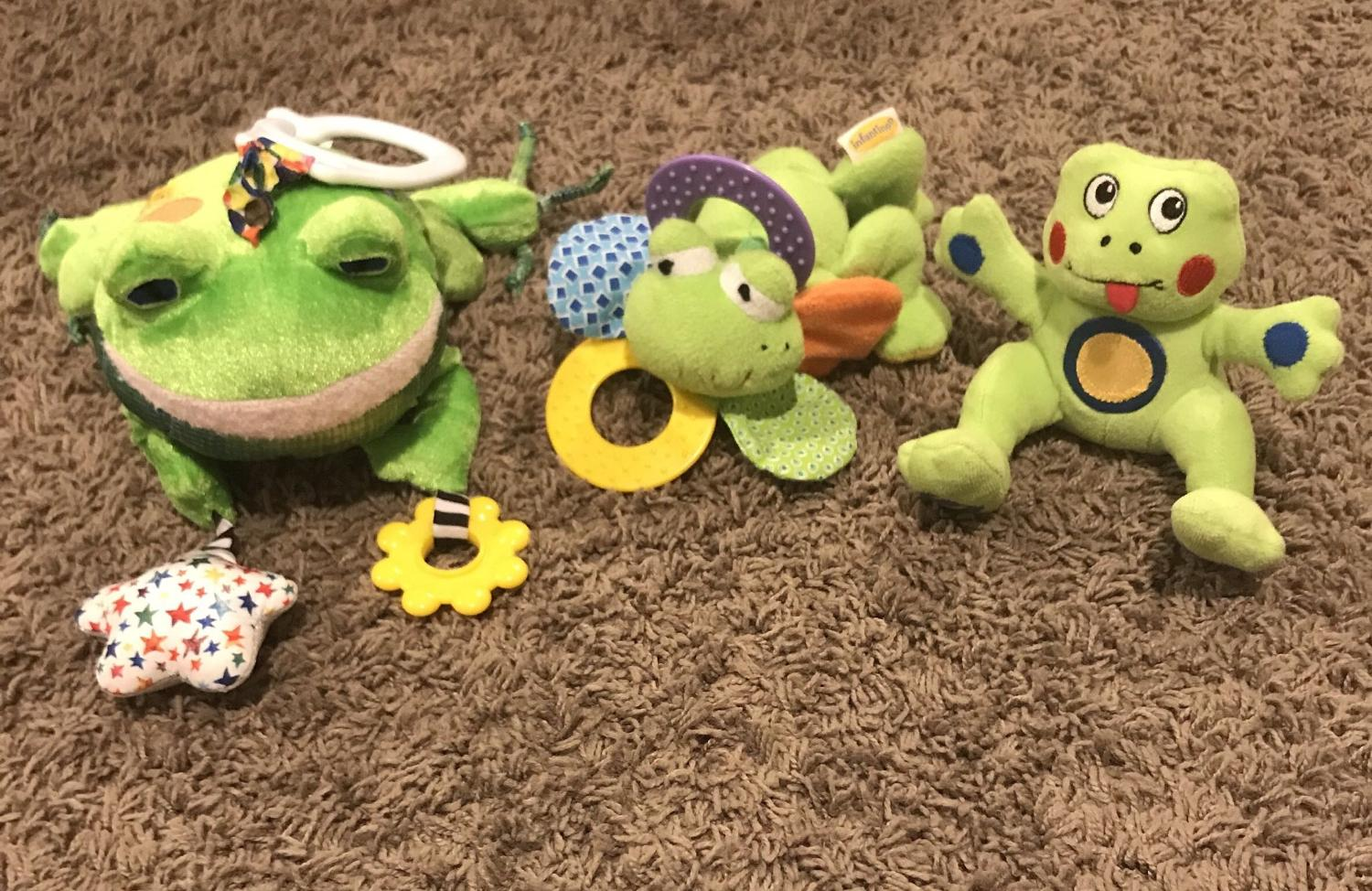 Find more Frog Baby Toys for sale at up to 90% off