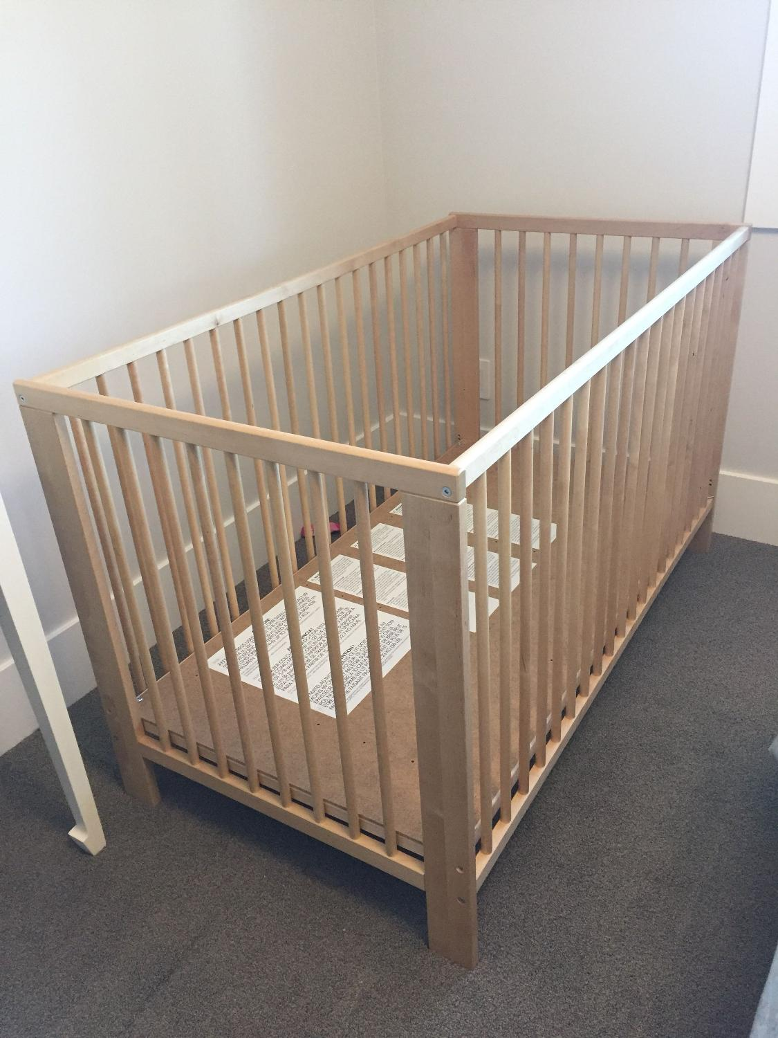Find More Ikea Sniglar Crib For Sale At Up To 90 Off
