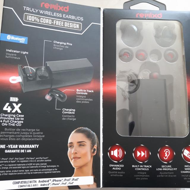 220fc0db500 Best Remixd Truly Wireless Earbuds for sale in Vaudreuil, Quebec for 2019