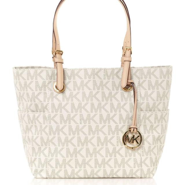 b8e9a40f30af Find more Authentic Michael Kors Logo Tote for sale at up to 90% off