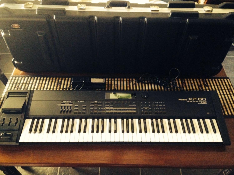 Easiest Keyboard Workstation : best roland xp 80 keyboard workstation for sale in visalia california for 2019 ~ Russianpoet.info Haus und Dekorationen