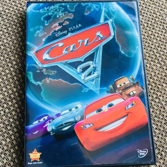 Find More Disney S Cars 2 Dvd For Sale At Up To 90 Off