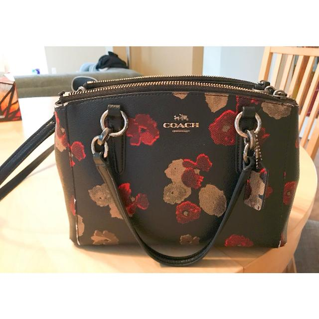 One Year Old Coach Bag