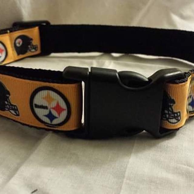 Best Pittsburgh Steelers Dog Collar for sale in Cincinnati 7bf2e122e