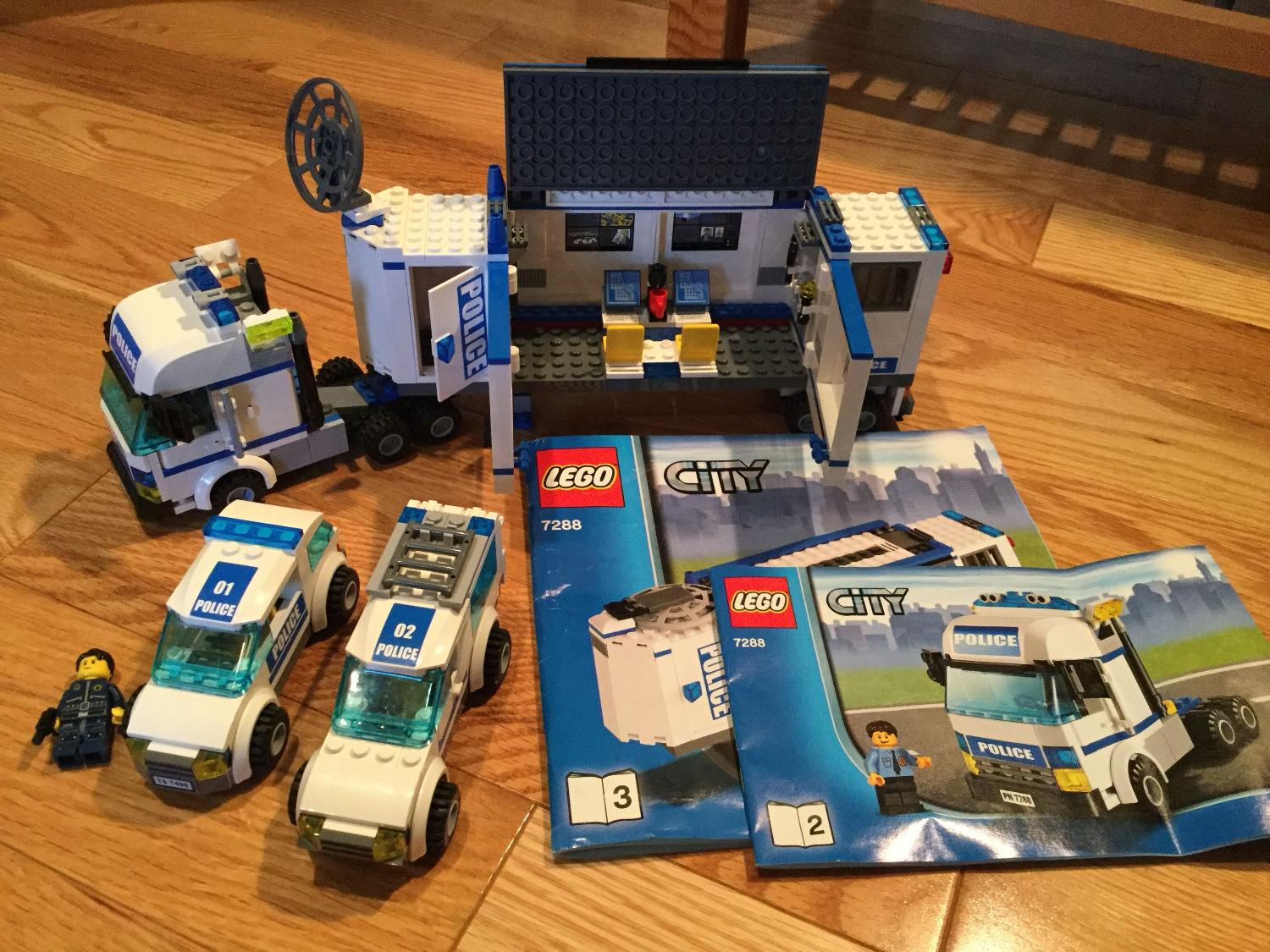 Find More Lego City Set Mobile Police Unit For Sale At Up To 90 Off