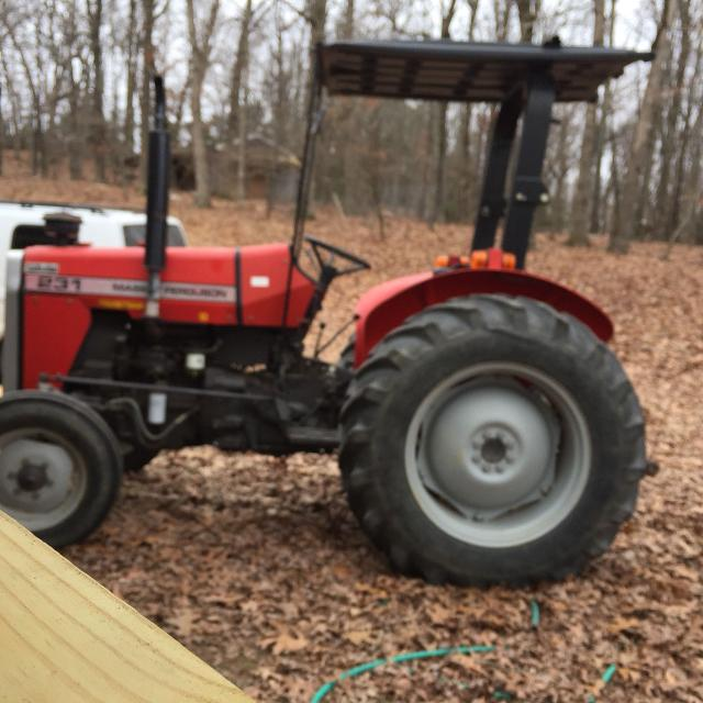 Massey Ferguson 231 Diesel Tractor 40HP