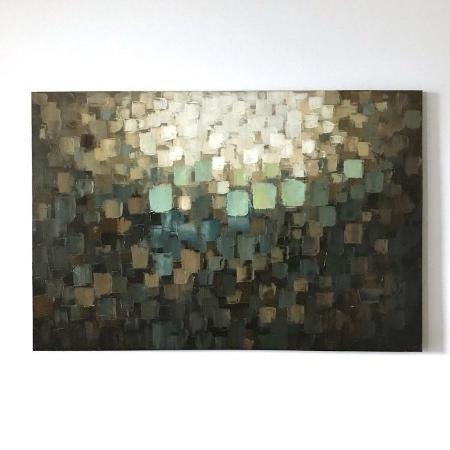 Used, Abstract canvas wall art for sale  Canada