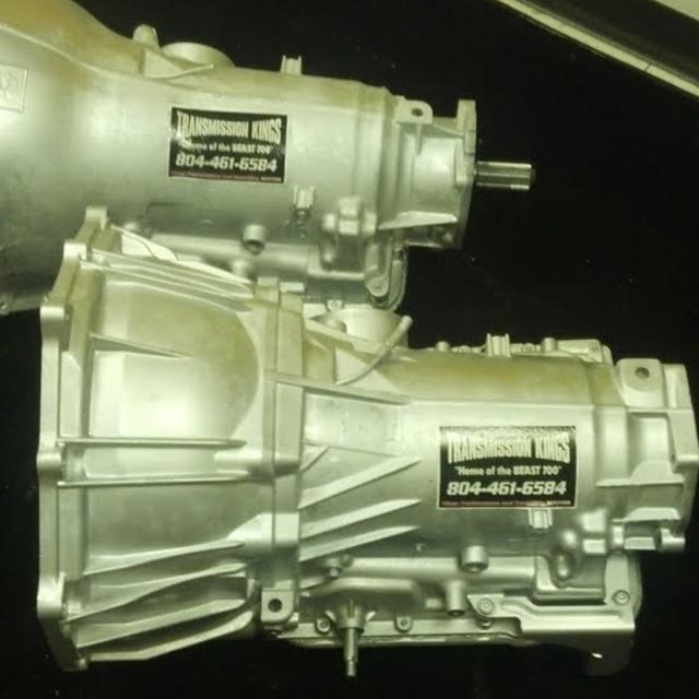 4L60E 4L80E TRANSMISSIONS