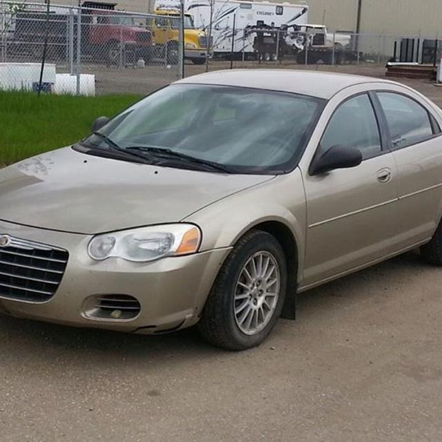 2004 Chrysler Sebring For S... In Kindersley, Saskatchewan