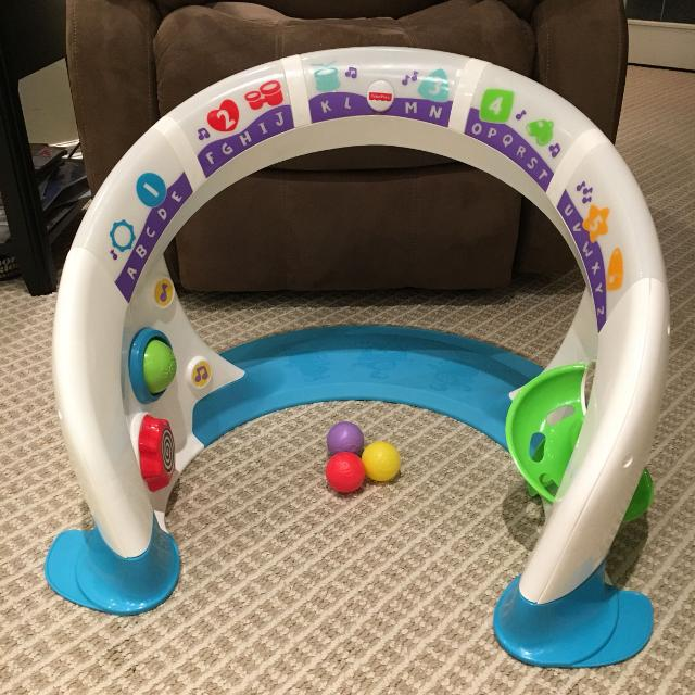 Fisher Price Smart Beats toy $20