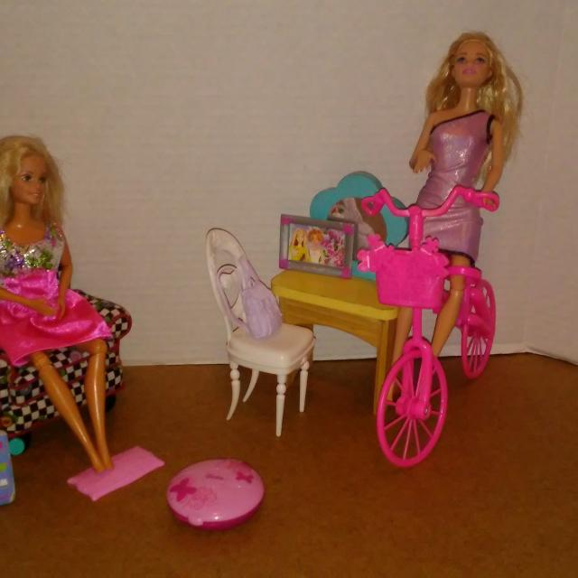 Find More Barbie Doll Furniture For Sale At Up To 90 Off