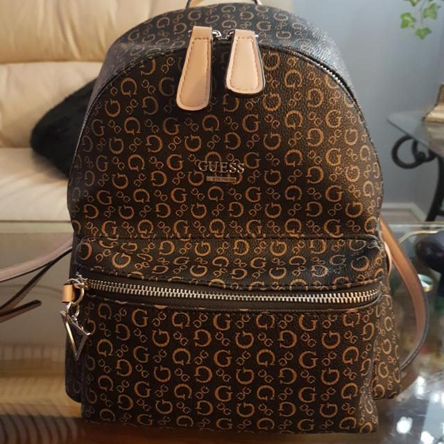 bd38b3a3f Find more Price Drop* Guess Small Backpack Purse for sale at up to ...