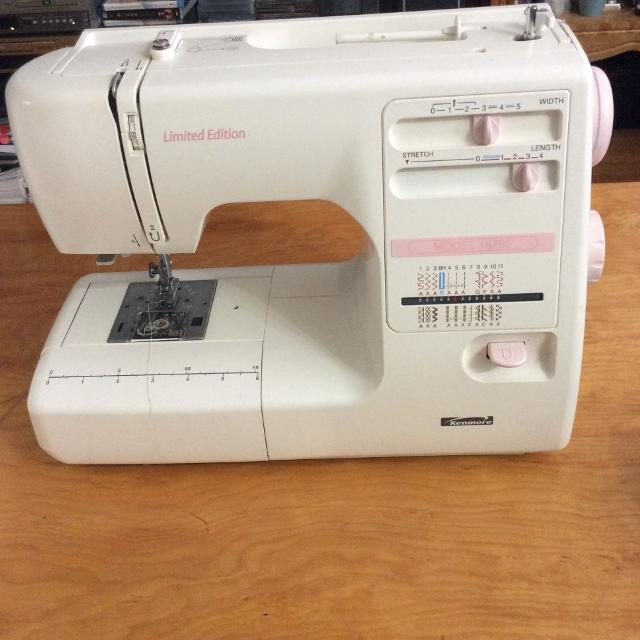 Find More Kenmore Sewing Machine For Sale At Up To 40% Off Custom Kenmore Sewing Machine