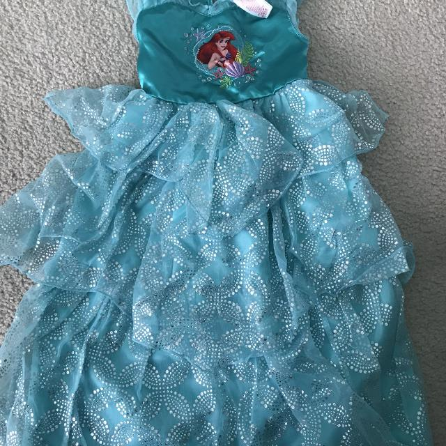 Find more Disney Princess Ariel Nightgown Size 2t for sale at up to ... b86e46209