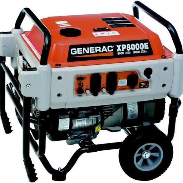 Generac 10000 Watt Generator >> Generac Generator 8000 Watt 10000 Watt Peak